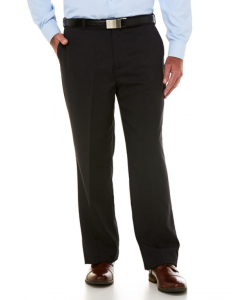 Robert Huntley Classic Fit Coal Suit Trouser