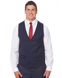 Perizzi Slim Fit Ink Vest