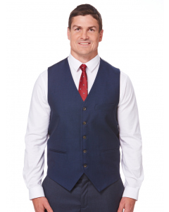 Robert Huntley Classic Navy Vest