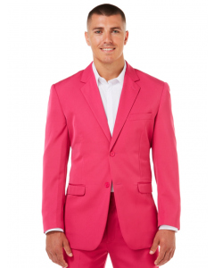 Ambassador 2 Button Hot Pink Jacket