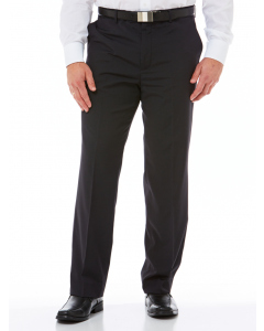 Robert Huntley Classic Microfibre Trouser Navy