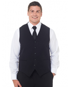 Robert Huntley Classic Vest Jett Black | Robert Huntley | Vests | Lowes
