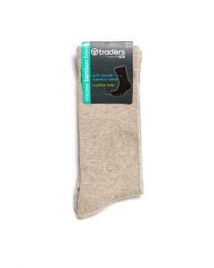 Traders Bamboo Blend Socks Oatmeal