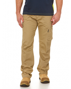 King Gee Narrow Tradie Pant Khaki