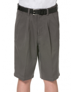 Grey Deluxe College Shorts