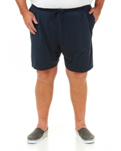 Ruggers Knit Navy Marle Shorts | Ruggers | Shorts 117cm-147cm | Lowes