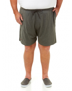 Ruggers Knit Charcoal Shorts | Ruggers | Shorts 117cm-147cm | Lowes
