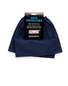 Lowes Navy Sock Protectors