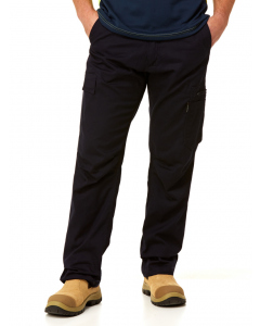 King Gee Navy Summer Tradie Trousers