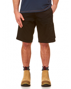 King Gee Tradie Narrow Leg Shorts Black | King Gee | Shorts | Lowes