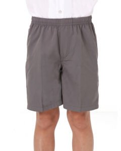 Boys Grey Short | Beare & Ley | Shorts | Lowes