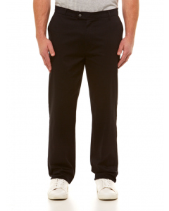Farah Chino Regular Fit Black Pants