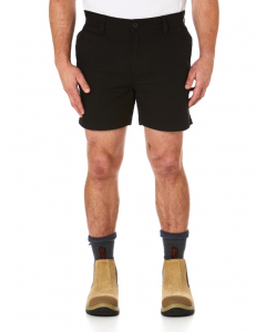 Traders 308 Stretch Short Leg Shorts Black | Traders | Shorts | Lowes