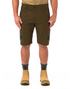 Traders 308 Comfort Stretch Olive Shorts | Traders | Shorts | Lowes