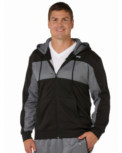 Cougars Black Training Performance Hoodie Jacket | Cougars | Active Wear | Lowes