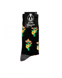 Novelty Mexican Business Socks | King Penguin | Business Socks | Lowes