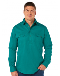 Traders Country Shirt Green