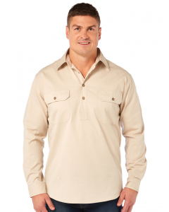 Traders Country Shirt Beige | Traders | Shirts | Lowes
