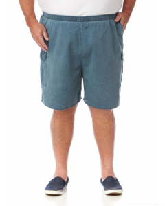 Ruggers Navy Original Pigment Dyed Cargo Shorts | Ruggers | Shorts 117cm-147cm | Lowes