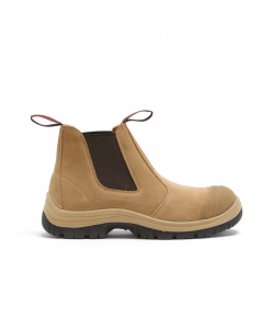 Traders 308 Tyson Wheat Pull Up Work Boots