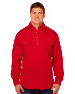 Traders Red Country Shirt | Traders | Shirts | Lowes