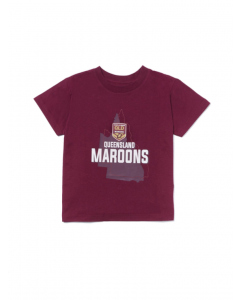 QLD Maroons State of Origin Kids T-Shirt | Supporter | T-Shirts & Tops | Lowes