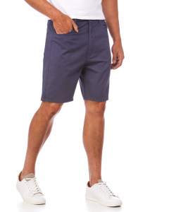 Street Airforce Blue Cotton Twill Shorts | Street | Shorts | Lowes
