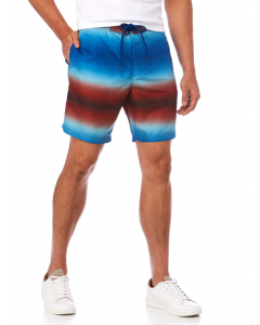 Lowes Ombre Stripe Board Shorts | Lowes | Swim Shorts | Lowes
