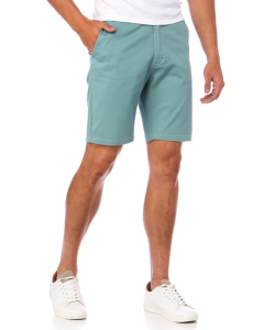 Traders Mint Slim Fit Stretch Fixed Waist Shorts | Traders | Shorts | Lowes