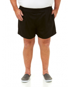 Ruggers Short Leg Black Shorts