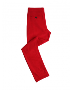 Traders Slim Fit Cherry Chino
