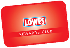 Lowes Zero Cards